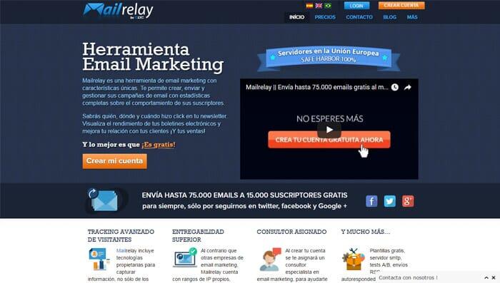 Mailrelay Email Marketing