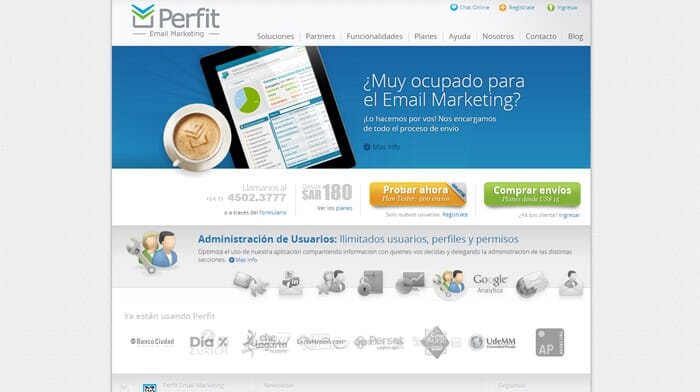 Perfit Email Marketing