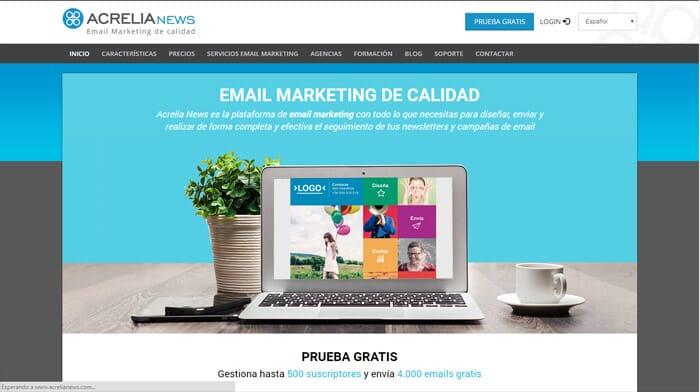 Acrelia News Email Marketing