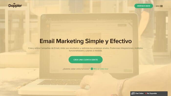 From Doppler Email Marketing
