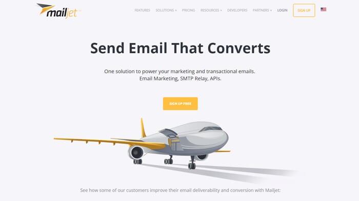 Mailjet Email Marketing