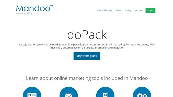 Mandoo Email Marketing