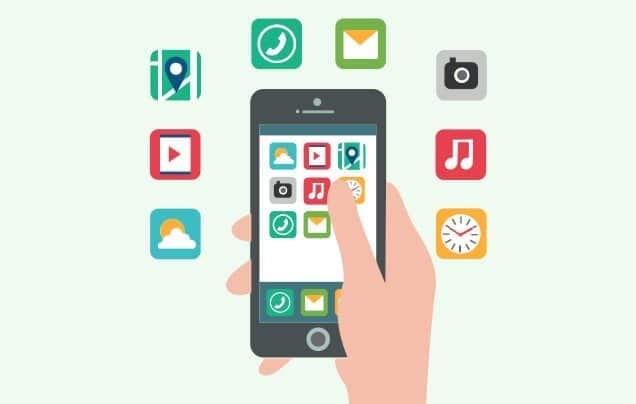 apps-in-smartphone