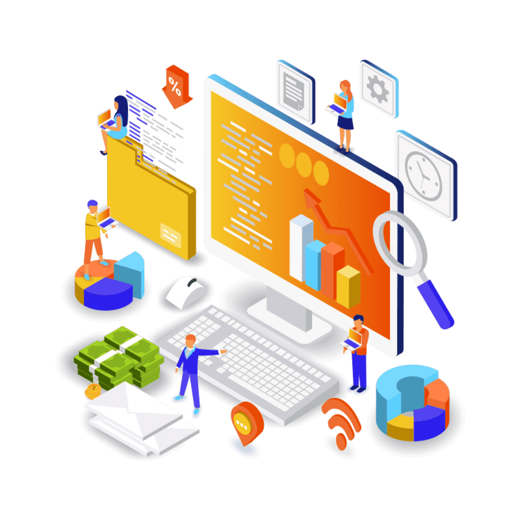 DIgital-Marketing-Isometric