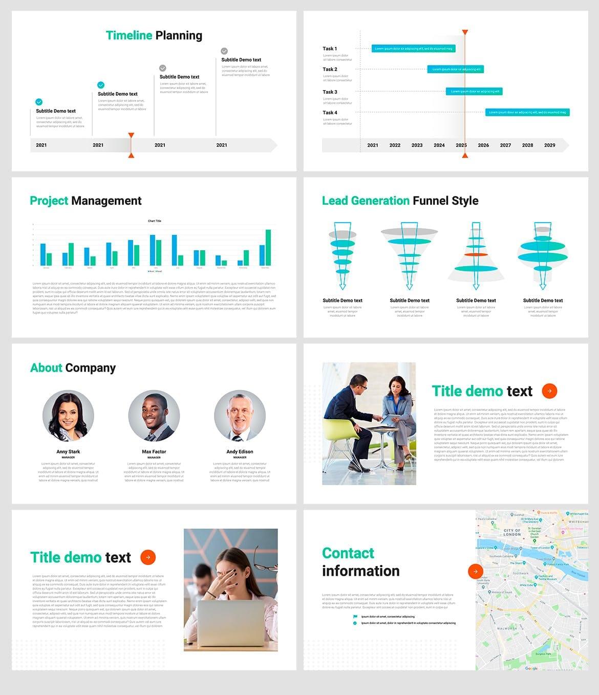 business plan 3 powerpoint template 6