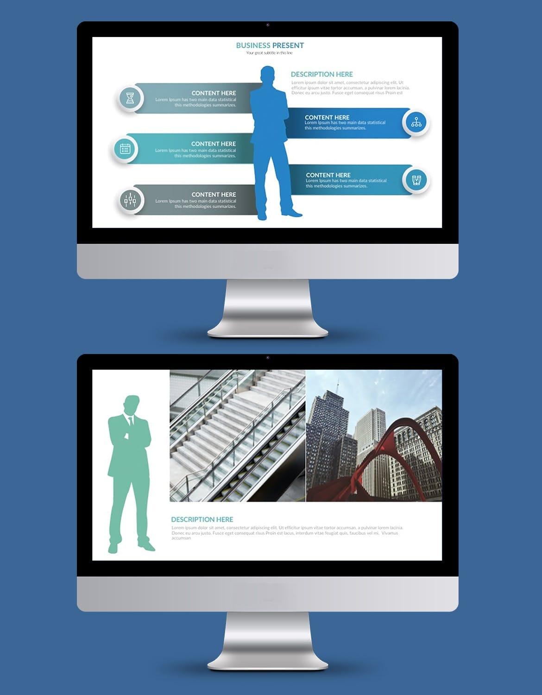 business plan powerpoint presentation template 2
