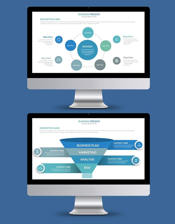 business plan powerpoint presentation template 3