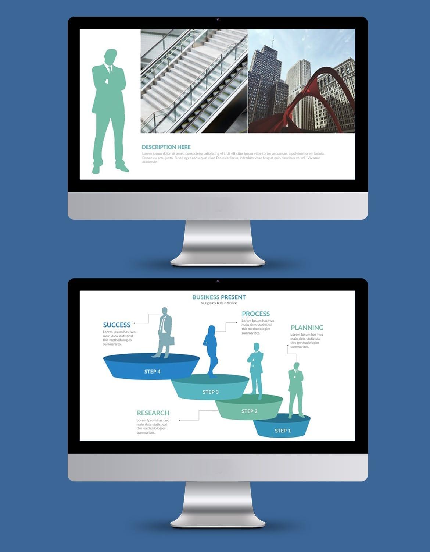 business plan powerpoint presentation template 4