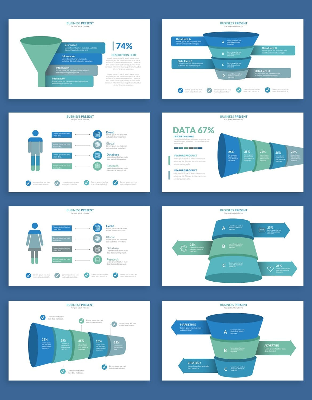 business plan powerpoint presentation template 8