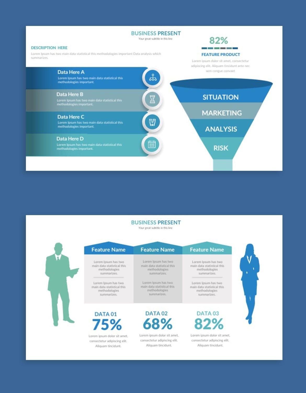 business plan powerpoint presentation template 9