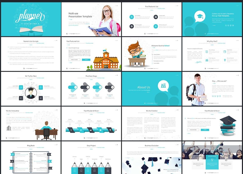 education powerpoint presentation template 2