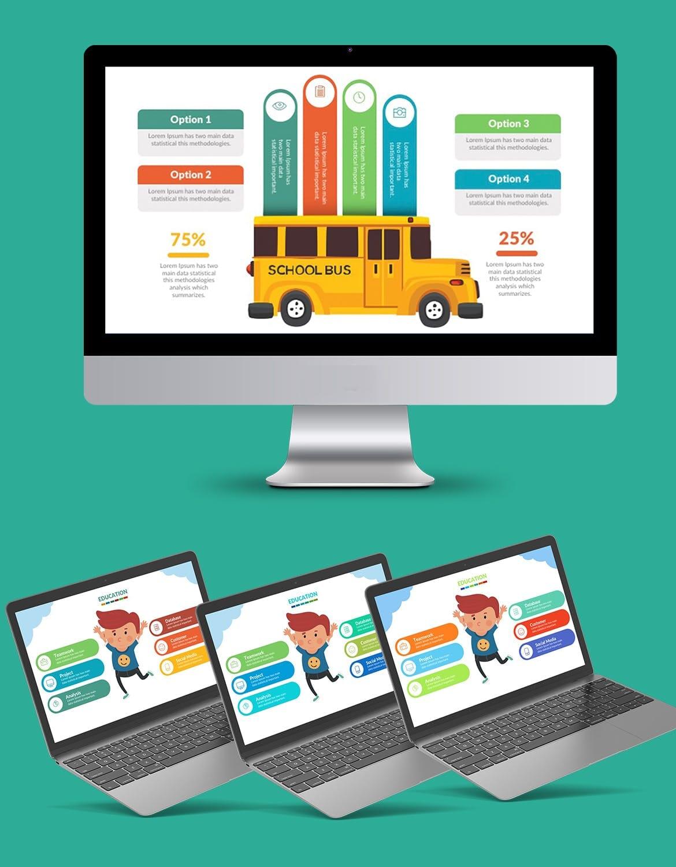 education presentation template 3
