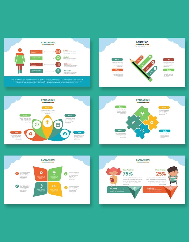education presentation template 7